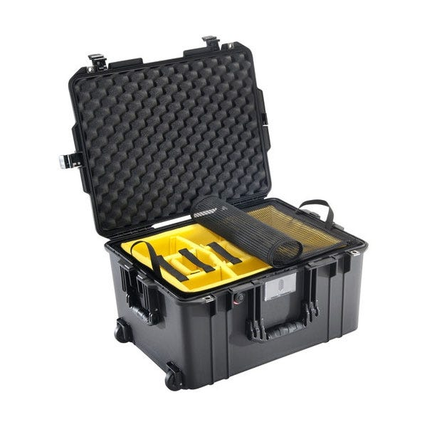Pelican 1607 Black Air Case - Dividers