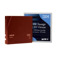 IBM LTO 8 Ultrium Barium Ferrite Data Cartridge