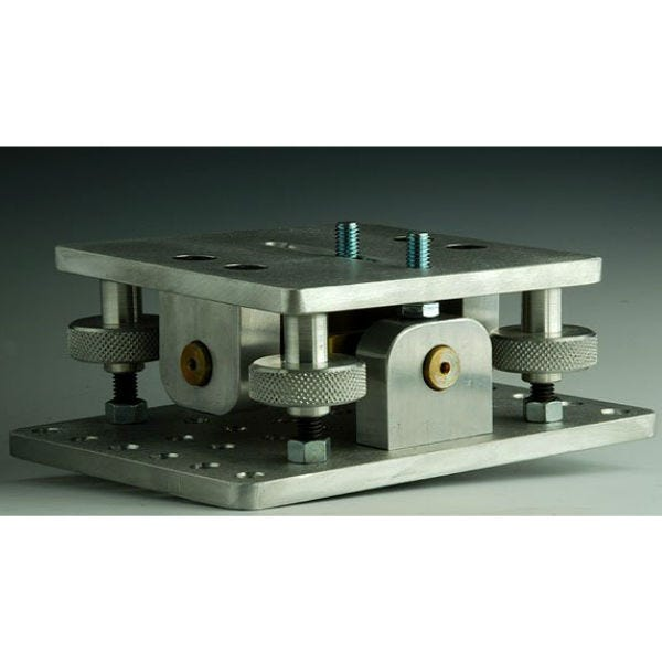 Modern Mini 4-Way Leveling Head