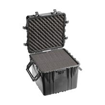 Pelican 0350 Cube Case with Foam - Black