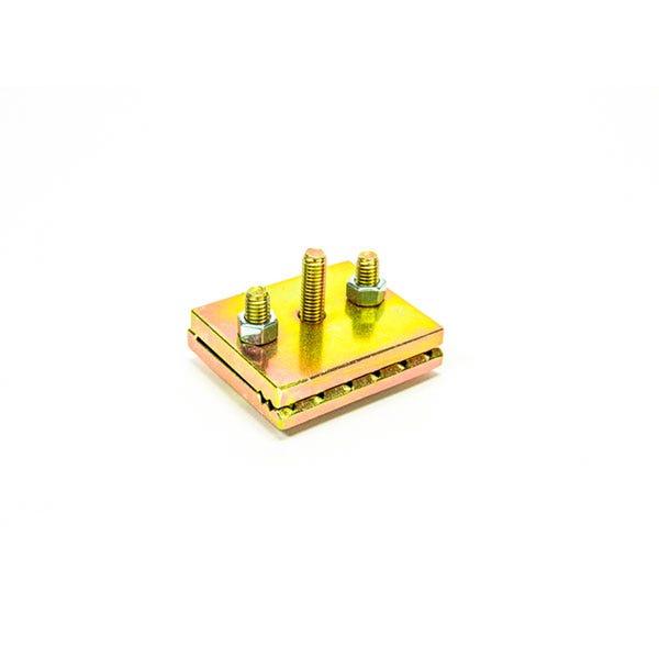 Modern Uni-Body Pinch Clamp 3/8″ Male Thread