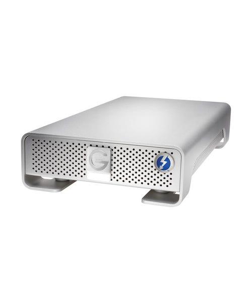 G-Technology 4TB G-DRIVE Thunderbolt USB 3.0 Hard Drive