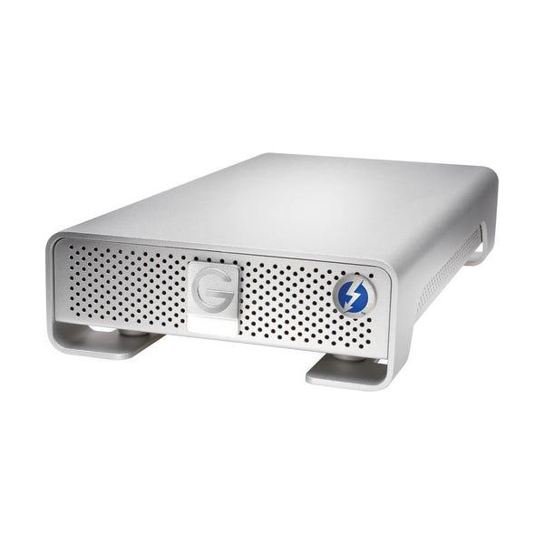 G-Technology 6TB G-DRIVE Thunderbolt USB 3.0 Hard Drive