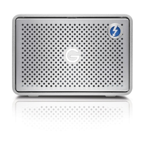 G-Technology 8TB G-RAID 2-Bay Thunderbolt 2 USB 3.0 RAID Array Drive
