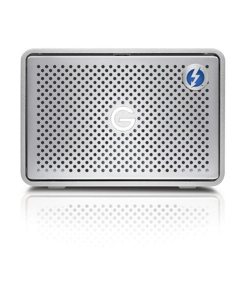 G-Technology 8TB G-RAID 2-Bay Thunderbolt 2 USB 3.0 RAID Array Drive