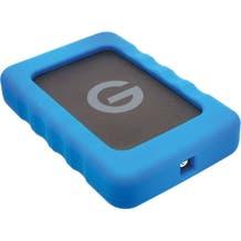 G-Technology G-DRIVE ev RaW USB 3.0 Hard Drive with Rugged Bumper