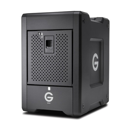G-Technology 16TB G-SPEED Shuttle SSD 8-Bay Thunderbolt 3 RAID Array