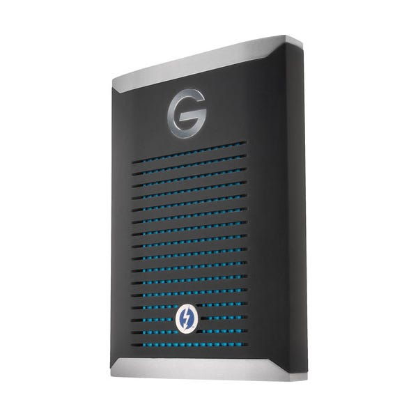 G-Technology 2TB G-DRIVE mobile Pro Thunderbolt 3 External SSD