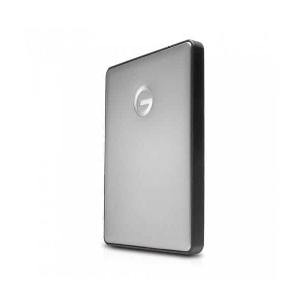 GTECH G-DRIVE Mobile USB-C 2TB Drive - Space Gray