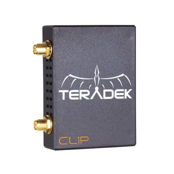 Teradek Clip Plastic Ultra Miniature Video Encoder with Internal Antenna