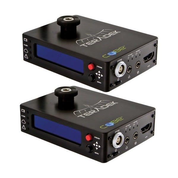 Teradek Cubelet 205/405 HDMI Encoder/Decoder Pair
