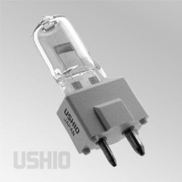Ushio FTK JCD120V-500WCT Halogen Incandescent Projector Light Bulb 3100K (500W/120V)