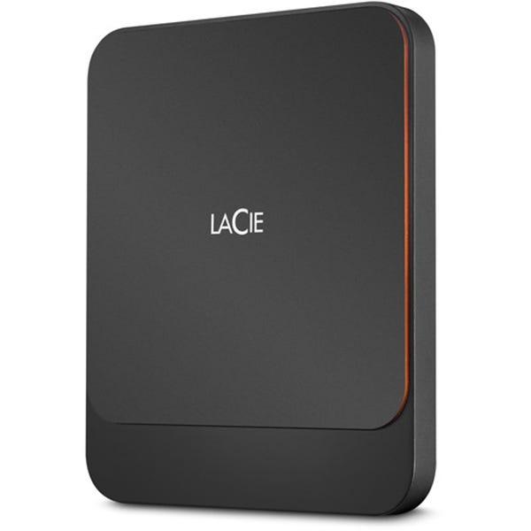 LaCie 1TB Portable USB 3.1 Gen 2 Type-C External SSD