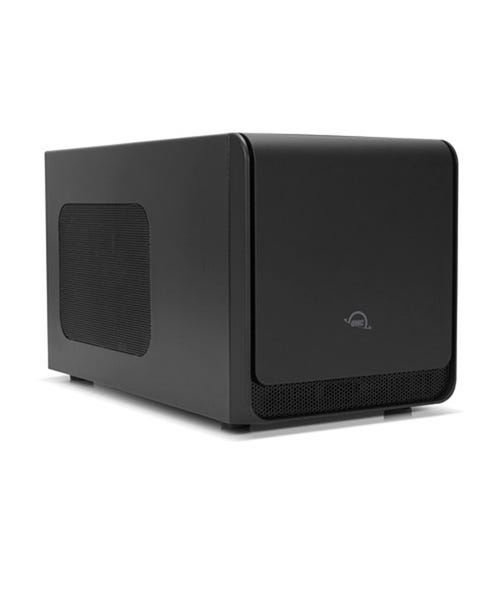 OWC Mercury Helios FX External Expansion Chassis with Thunderbolt 3 for PCIe Graphics Cards