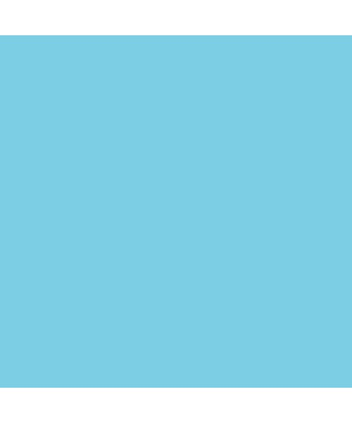 "Superior Seamless 53"" x 36' Half Seamless Paper - Lite Blue"