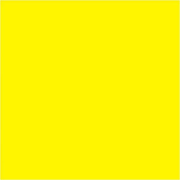 "LEE Filters 21 x 24"" CL101 Gel Filter Sheet - Yellow"