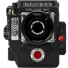 Red Digital Cinema RED RANGER Camera System with HELIUM 8K S35 Sensor, V-Lock