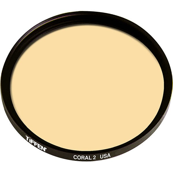 Tiffen  Series 9 Coral Solid Color 2 Filter