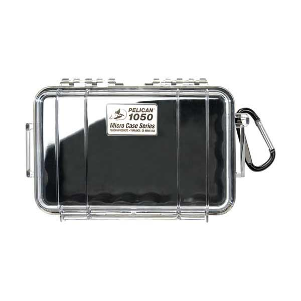 Pelican 1050 Micro Case - Black