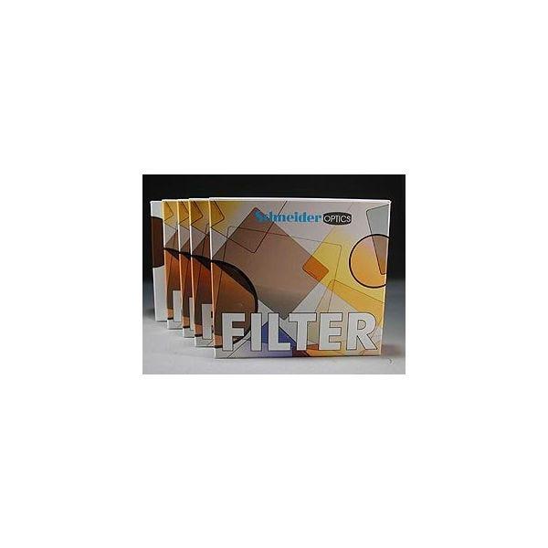 """Schneider Optics 5.65 x 5.65"""" Neutral Density (ND) 0.3-1.2 Water White Glass Filter"""