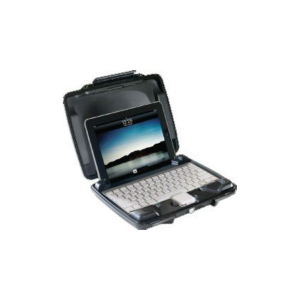 Pelican i1075 HardBack Case with iPad Insert