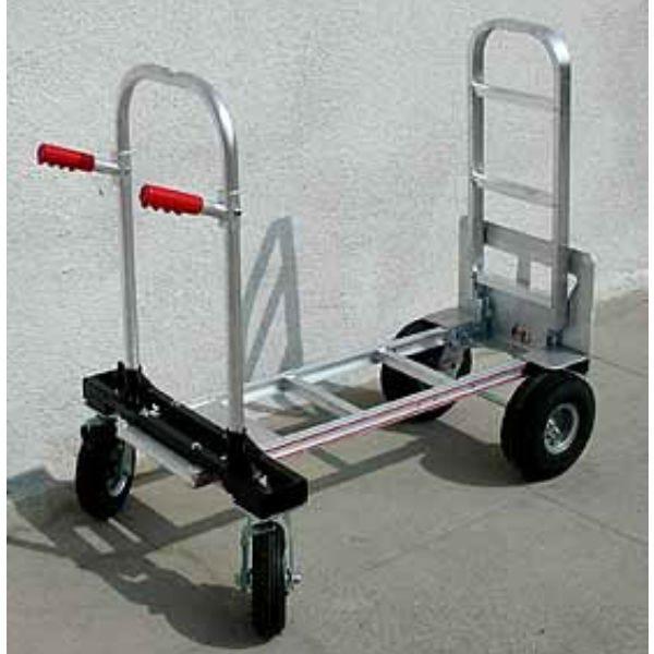 "Filmtools Jr. Cart with Backstage Standard 8"" Wheel Kit."