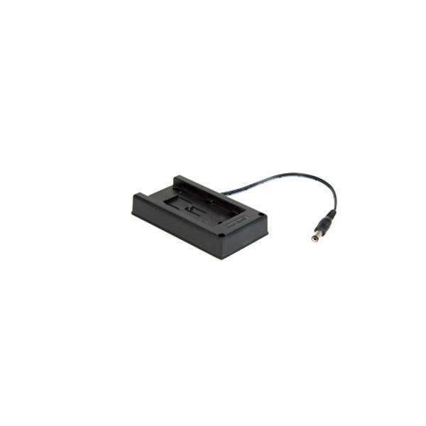 Teradek NIBL-625 Battery Adapter Plate for Panasonic VW-VBG6 & CGA-E/625 Battery