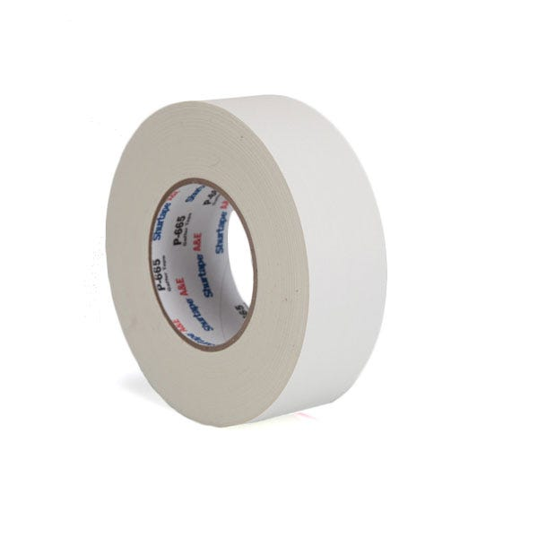 """Shurtape 672 Cold Weather 2"""" Gaffer Tape – White"""