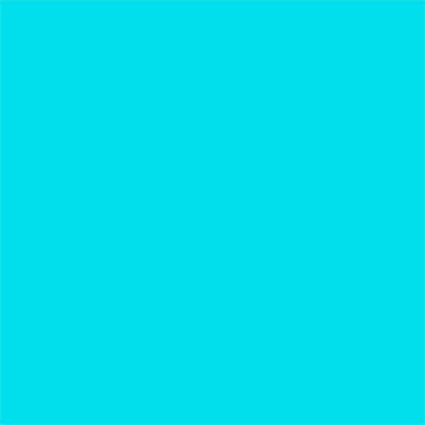 """LEE Filters 48"""" x 25' CL118 Gel Roll - Light Blue"""