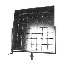 "Matthews Studio Equipment Standard 42 x 42"" Reflector w/ Yoke Brake - Silver"