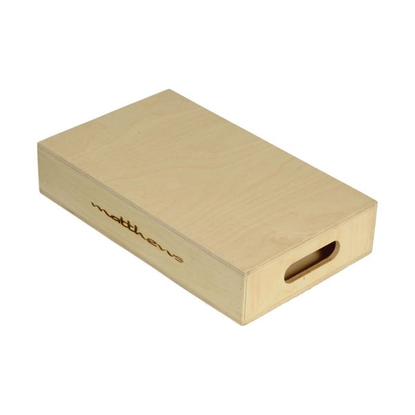 Matthews Studio Equipment Apple Box - Half - 20x12x4""