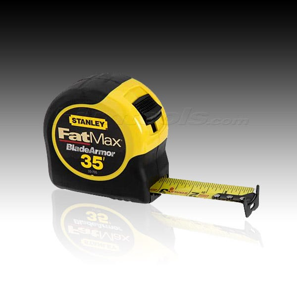 Stanley 33-735 35ft. FatMax Tape Measure