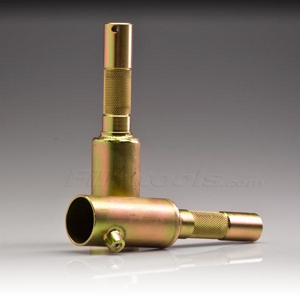 """Filmtools Pipe to Junior Male Adapter for 1-1/4"""""""