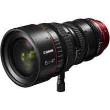 Canon CN-E 15.5-47mm T2.8 L SP/MOD Digital Cinema Zoom Lens - PL Mount with EF Mount Conversion Parts