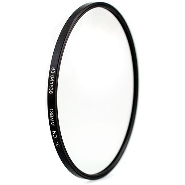 Schneider Optics 138mm Neutral Density (ND) 0.15 Filter