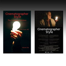 Cinematographer Style Deluxe Combo Pack, Book and DVD