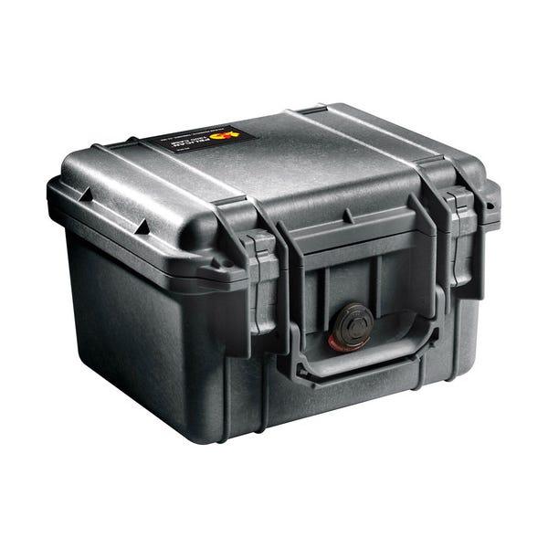 Pelican 1300 Case with Foam - Black