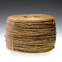"Manila Rope 1/4"" x 1200'"