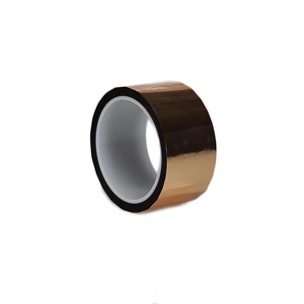"Mylar 2"" Reflective Metallic Adhesive Tape - Gold"
