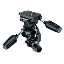 Manfrotto 3-Way Standard Head With Quick Release Plate 410Pl 808RC4