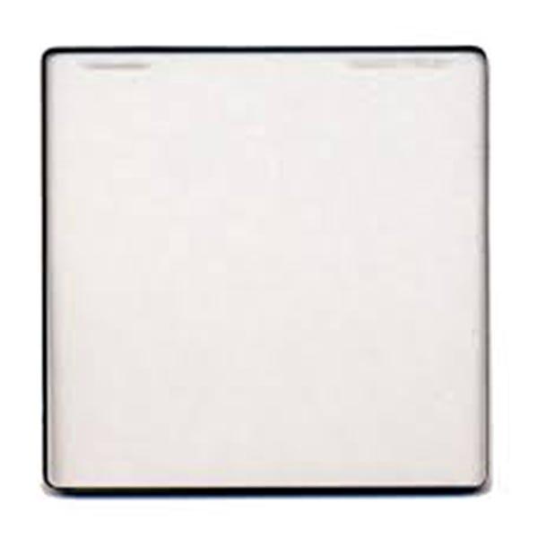 """Schneider Optics 6.6 x 6.6"""" Black Frost 1 Water White Glass Filter"""
