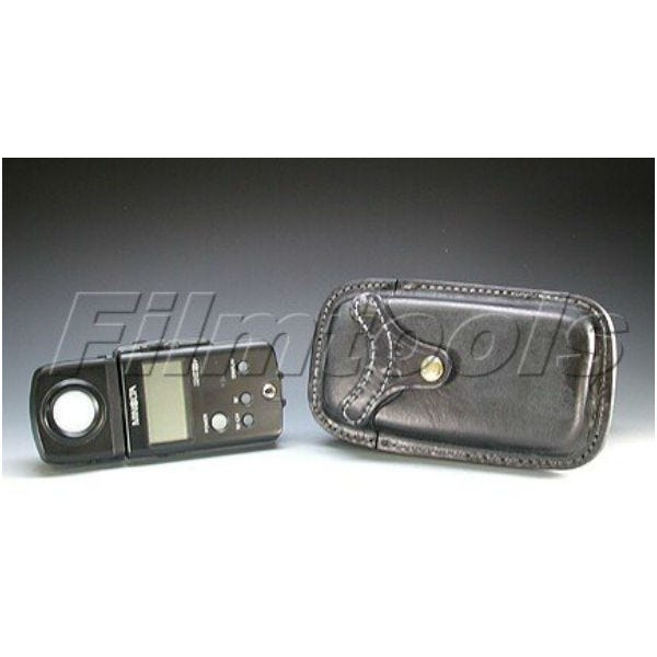 Leather Holster for Minolta IIIF & Sekonic Prodigi C-500 Color Meters