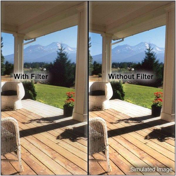 Tiffen 138mm Black Pro-Mist 1 Filter