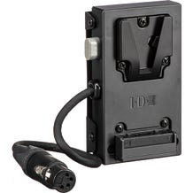 IDX ENDURA Power Adaptor V-Mount Provides Power Via 4-pin XLR  -  C-EB-XLR