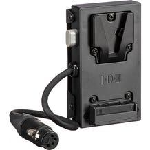 IDX ENDURA Power Adaptor V-Mount Provides Power Via 4-pin XLR  -  C-EB-XLR