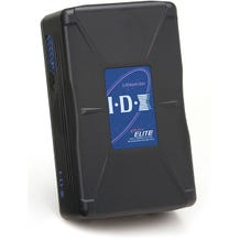 IDX ELITE Lithium Ion Power Cartridge V-Mount Battery with Digi-View