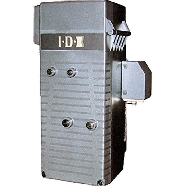 IDX Dual NP Battery Holder With 4-Pin XLR DC Output With Digi-View And Syncron In V-Mount Configuration