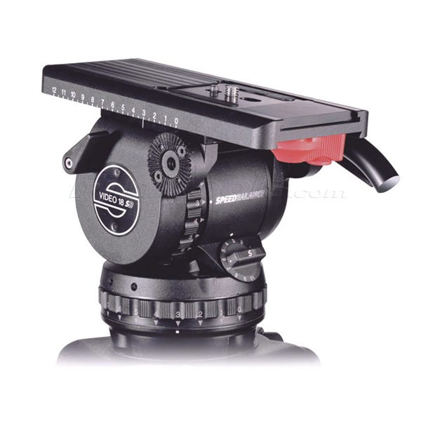 Sachtler Fluid Head Video 18 SB 1805