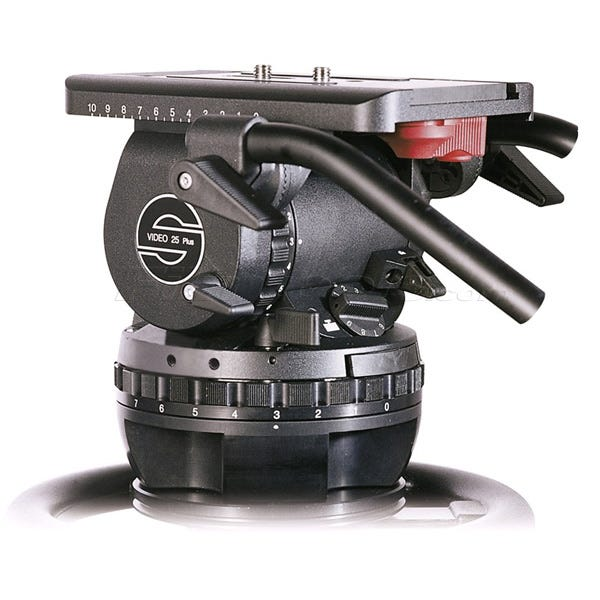 Sachtler Fluid Head Video 25 Plus FB 2501P