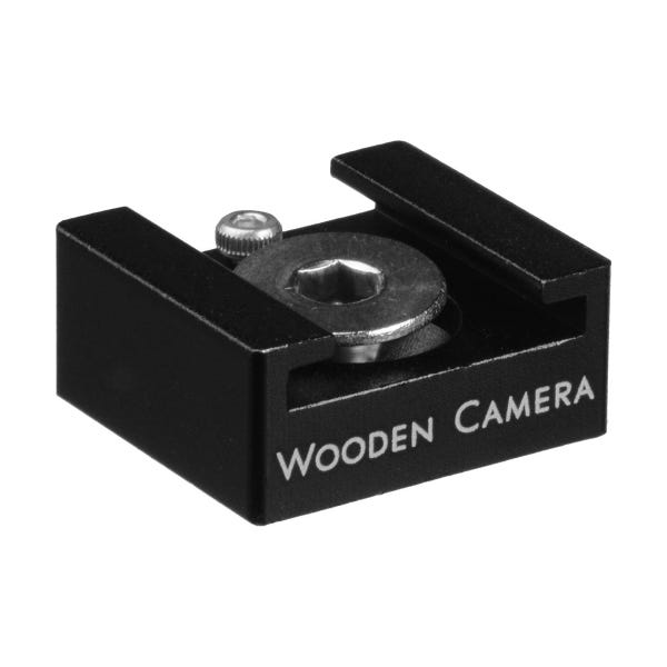 Wooden Camera 1/4-20 Hot Shoe